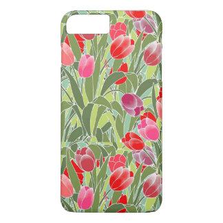 Tulpen iPhone 8 Plus/7 Plus Hülle