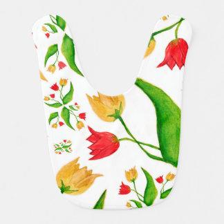 Tulpen [Kindheitstagebuch] Babylätzchen