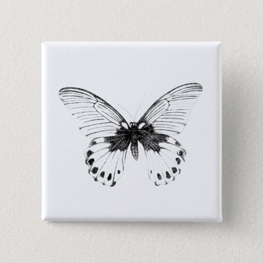 Tumblr Kunst-Quadrat-Knopf Quadratischer Button 5,1 Cm