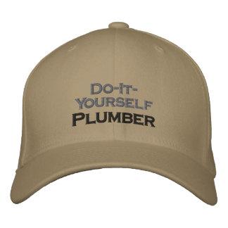Tun Sie es sich Klempner Bestickte Caps