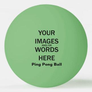 Tun Sie es sich - Klingeln Pong Ball Ping-Pong Ball