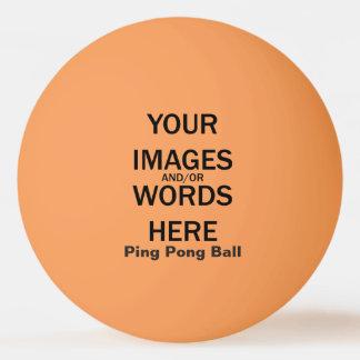 Tun Sie es sich - Klingeln Pong Ball Tischtennis Ball