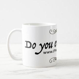 Tun Sie sogar Geschichte? - Tasse