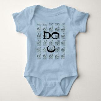 Tun Sie u-Baby-Jersey-Bodysuit Baby Strampler