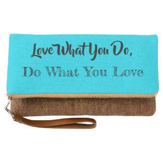 Tun Sie, was Sie Liebe-Kupplung Clutch