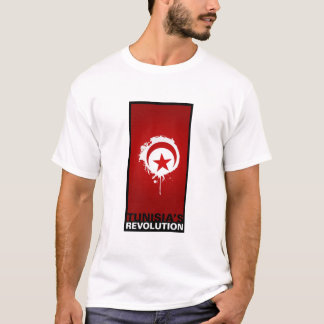 """Tunesiens Revolution "" T-Shirt"
