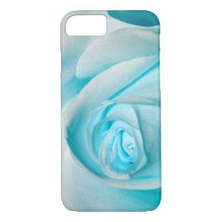Türkis-Eis-Rose iPhone 8/7 Hülle