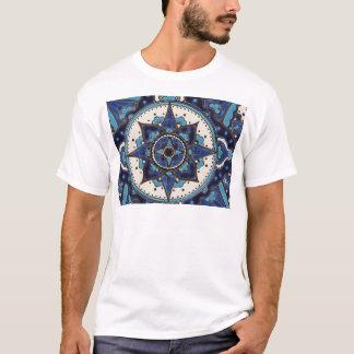 Türkische Fliese im traditionellen Iznik T-Shirt