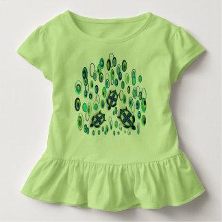 Türkisschildkröte 37 kleinkind t-shirt