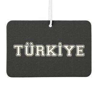 Türkiye Lufterfrischer