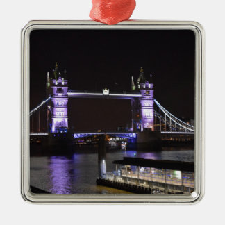 Turm-Brücke, London Silbernes Ornament