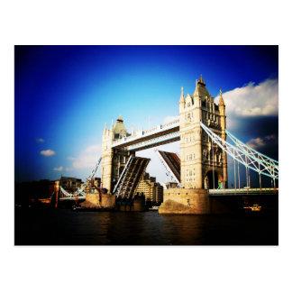 Turm-Brücke Postkarte