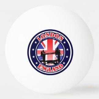 Turm-Brücke Tischtennis Ball