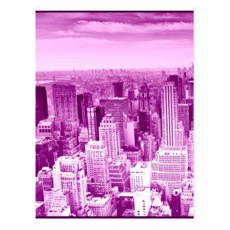 Turm-Draufsicht Postkarte