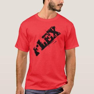 """Turnhallen-Motivation """"Flex """" T-Shirt"""