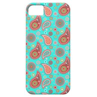 Turquoise espiègle coque Case-Mate iPhone 5