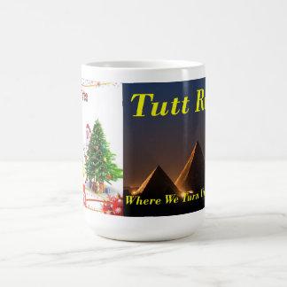Tutt Radio 2016 spielt die 4 Tots-Tasse Kaffeetasse