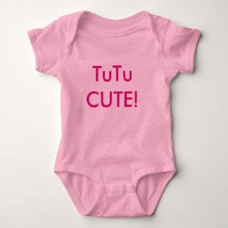 Tutu-NIEDLICHES Baby Baby Strampler