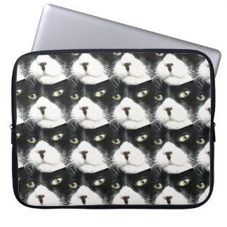 Tux-Katzen-Tablette-Kasten Laptop Sleeve