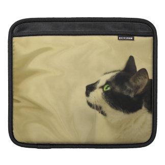 Tuxedo-Katze - iPad Rickshaw-Hülse iPad Sleeve