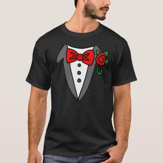 Tuxedo-Shirt T-Shirt