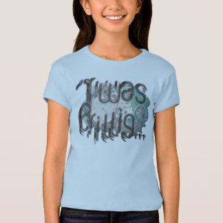 """""""'Twas Brillig"""" Steampunk Pocketwatch für Alice T-Shirt"""