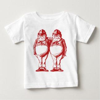 Tweedle Dee et Tweedle le rouge encré par Dum Tee Shirts