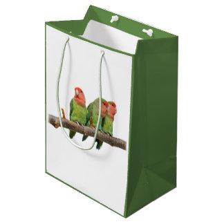 Tweeten Trio-Geschenk-Tasche Mittlere Geschenktüte