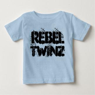 Twinz rebelle t-shirt pour bébé