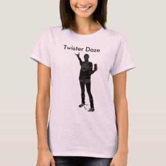 Twister-Benommenheit T-Shirt