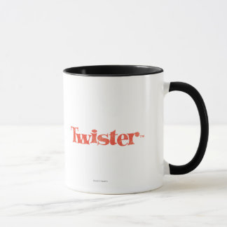Twister-Vintages Logo Tasse