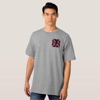 tyler schier langes T-Stück ein T-Shirt