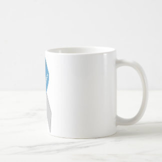 Typ- 1diabetes-Bewusstseins-Band Kaffeetasse