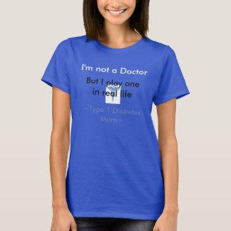 Typ- 1diabetes-Mamma T-Shirt