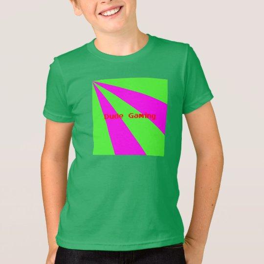 Typ-Spiel-T-Stück T-Shirt