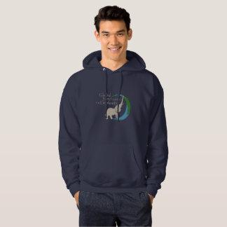 Typen Hoodie mit Logo