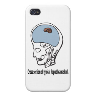 Typischer Republikaner iPhone 4/4S Case