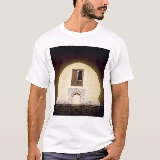 Typisches marokkanisches Fenster T-Shirt