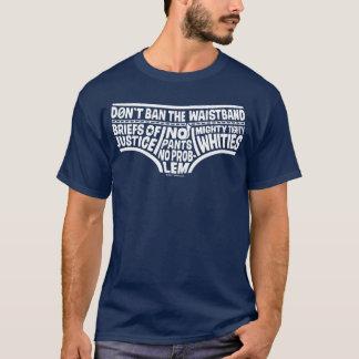 Typografie Tighty Whities Kapitän-Underpants | T-Shirt