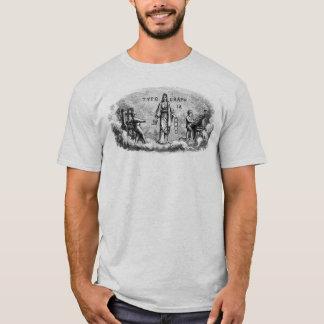 Typographia - Göttin des Grafikdesigns T-Shirt