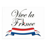 Typographie de la France de La de Vive Cartes Postales