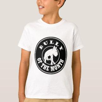Tyrann des Monats-Preises T-Shirt