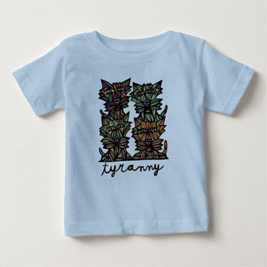 """""""Tyrannei-"""" Baby-T - Shirt"""