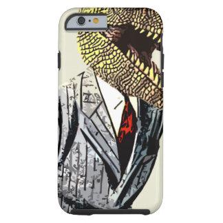 Tyrannosaurus Rex Geschäftsmann Tough iPhone 6 Hülle