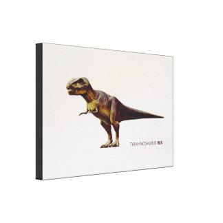 Tyrannosaurus Rex Leinwand (Medium)