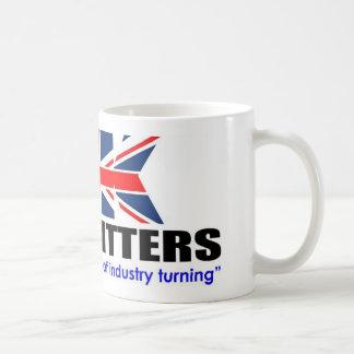U.K. Pflanzenmonteur-Tasse Kaffeetasse