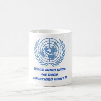 U.N. KAFFEETASSEN
