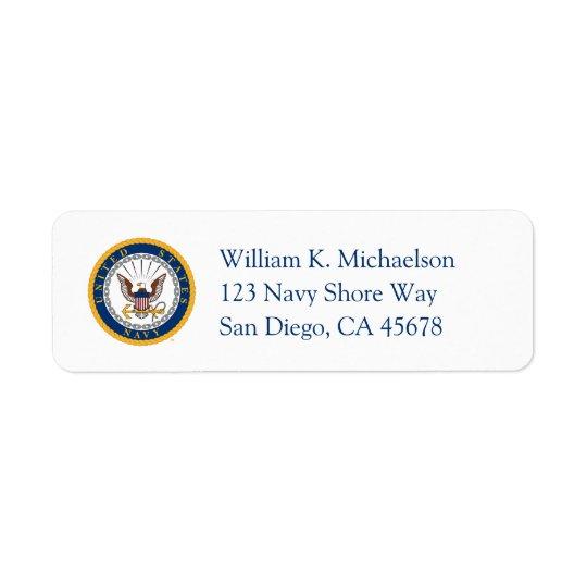 U.S. Marine-Emblem der Marine-|