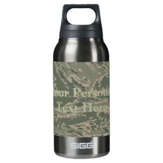 U.S. Militärische grüne Tarnungs-Flasche Isolierte Flasche