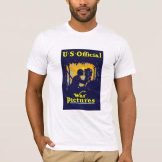 U.S. Offizielle Kriegs-Bilder T-Shirt